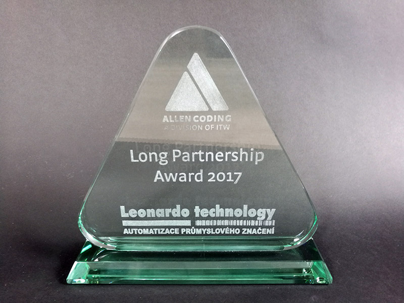Long Partnership Award 2017
